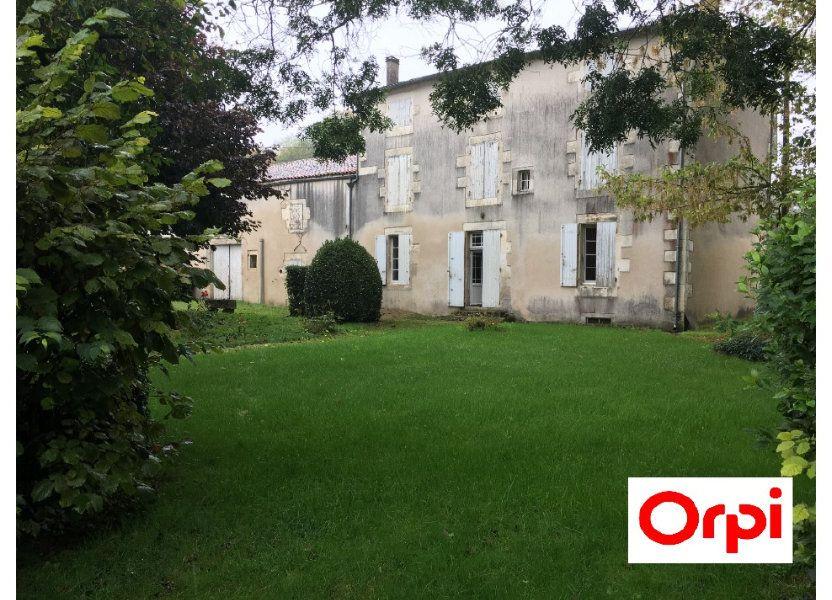 Maison à vendre 234m2 à Surgères