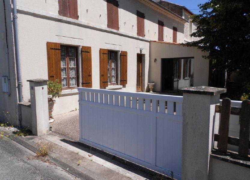 Maison à vendre 198m2 à Cramchaban