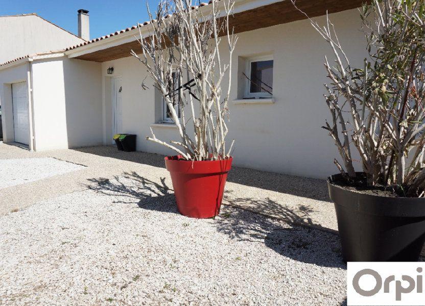 Maison à vendre 99m2 à La Rochelle