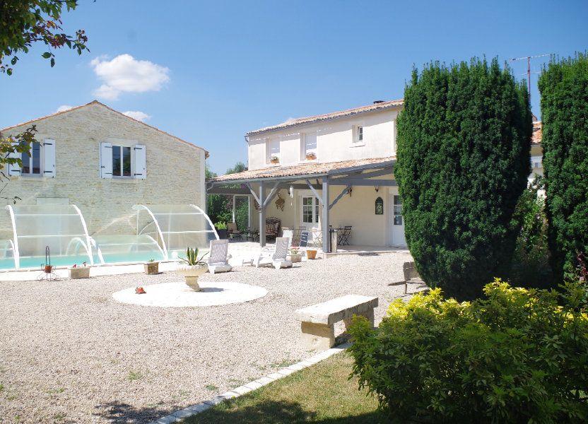 Maison à vendre 316m2 à Saint-Hilaire-la-Palud