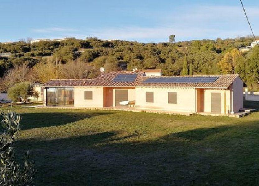 Maison à vendre 190m2 à Ginasservis