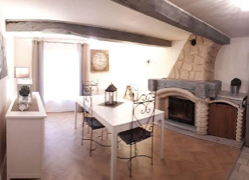 Maison à vendre 90m2 à La Verdière