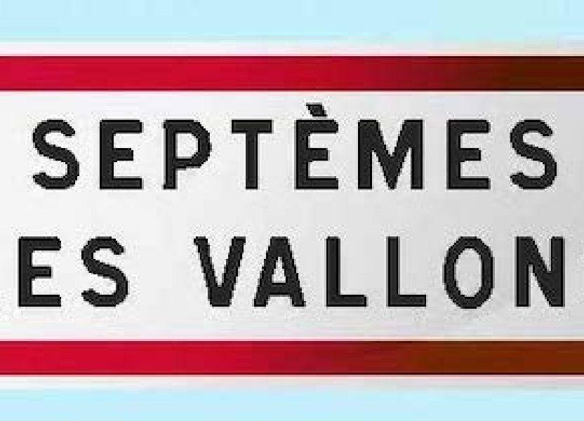 Appartement à vendre 75m2 à Septèmes-les-Vallons