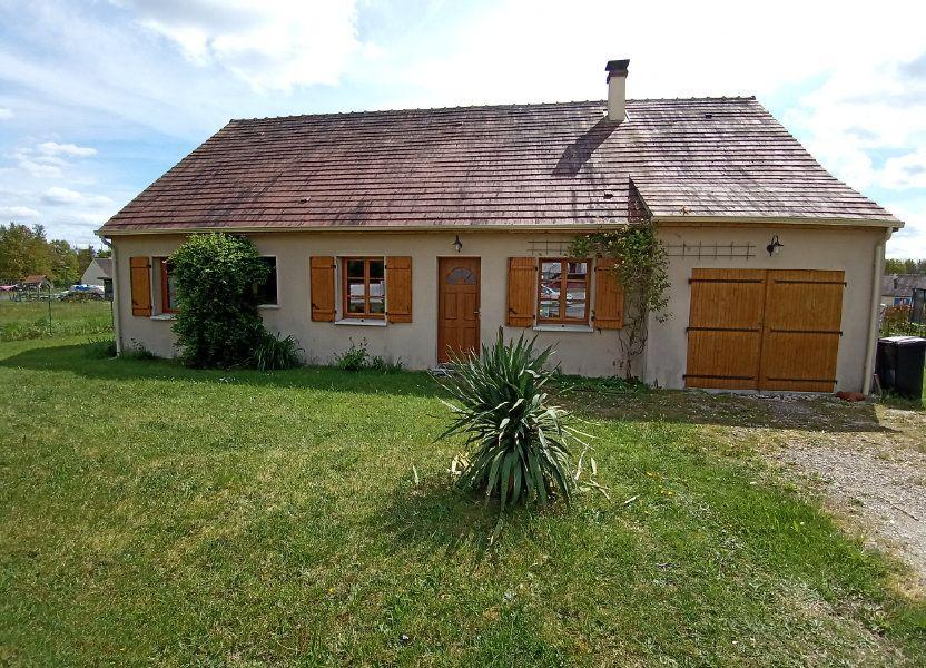 Maison à vendre 99m2 à Saint-Viâtre
