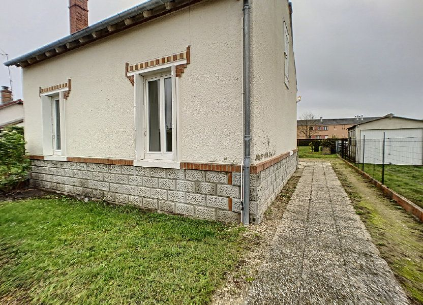 Maison à louer 60m2 à La Ferté-Saint-Aubin