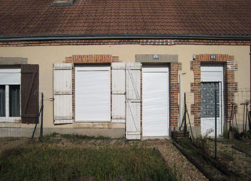 Appartement à louer 30m2 à La Ferté-Saint-Aubin