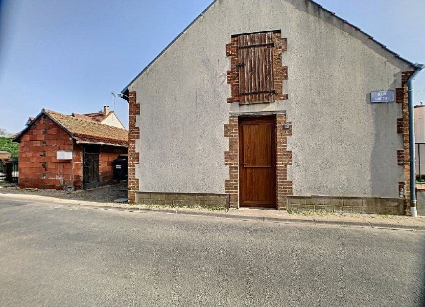 Maison à louer 37m2 à La Ferté-Saint-Aubin