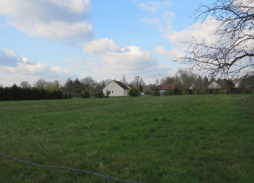Terrain à vendre 1880m2 à Saint-Viâtre
