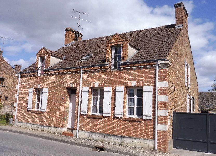Maison à vendre 198m2 à Saint-Viâtre