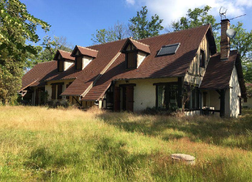 Maison à vendre 253m2 à Yvoy-le-Marron