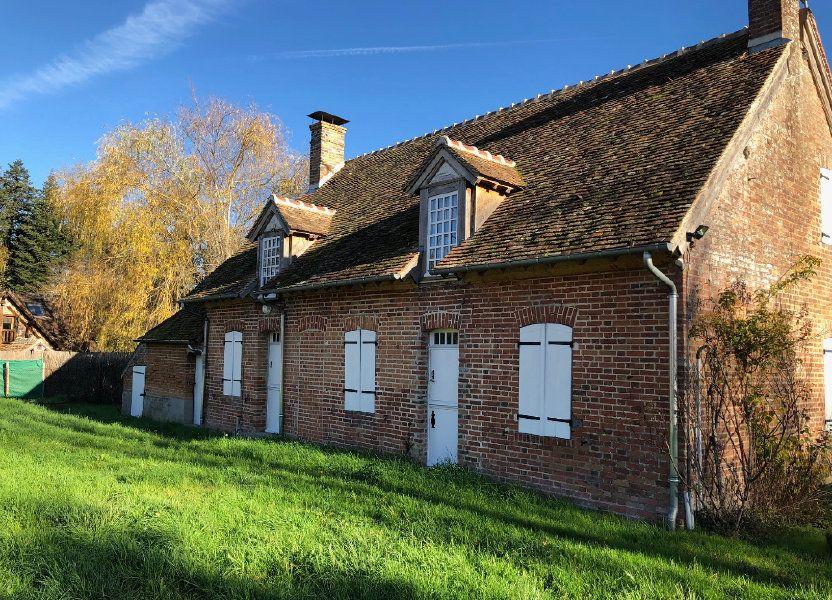 Maison à louer 80m2 à Souvigny-en-Sologne