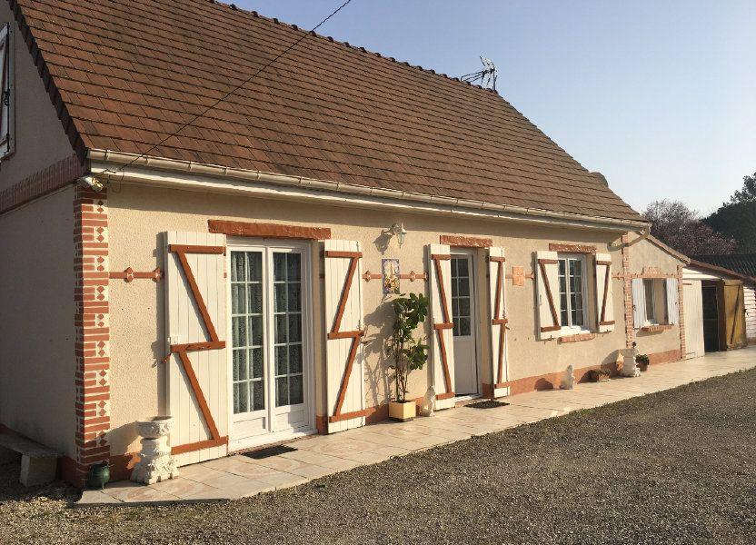 Maison à vendre 105m2 à Saint-Viâtre