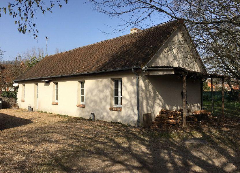 Maison à vendre 98m2 à Lamotte-Beuvron