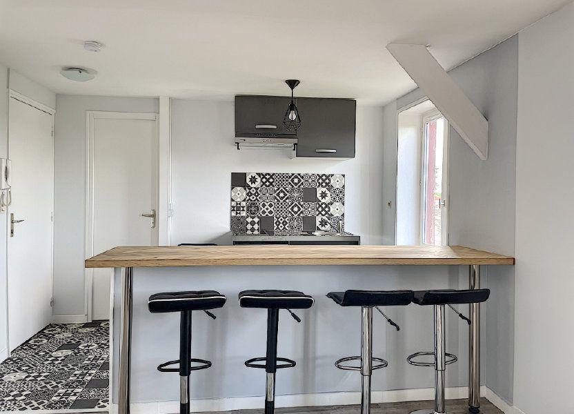 Appartement à louer 32.7m2 à La Ferté-Saint-Aubin