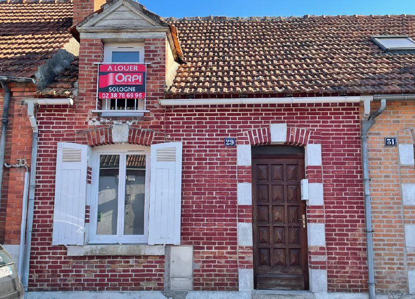 Maison à louer 54.83m2 à La Ferté-Saint-Aubin