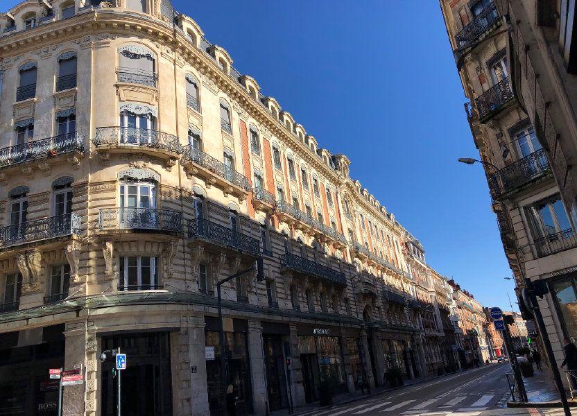 Appartement à vendre 48.63m2 à Toulouse