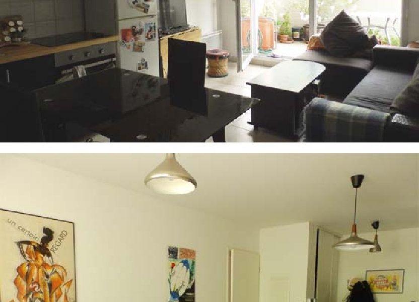 Appartement à vendre 40.9m2 à Toulouse