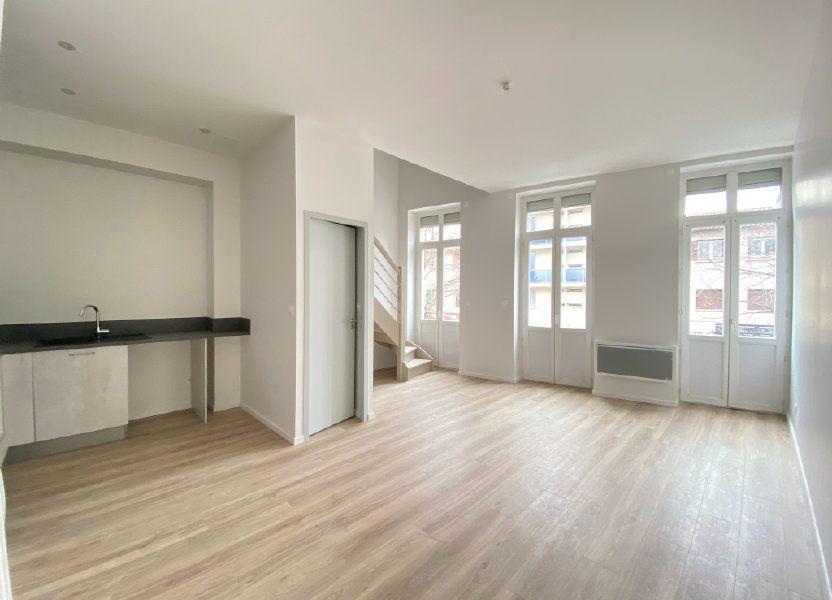 Appartement à vendre 50m2 à Toulouse