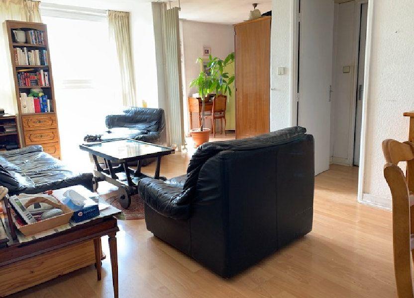 Appartement à vendre 65m2 à Toulouse