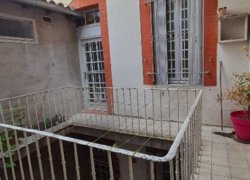 Appartement à louer 60m2 à Toulouse
