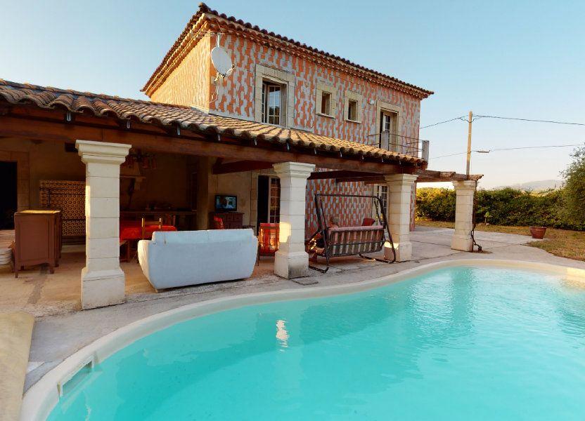 Maison à vendre 190m2 à Vallon-Pont-d'Arc