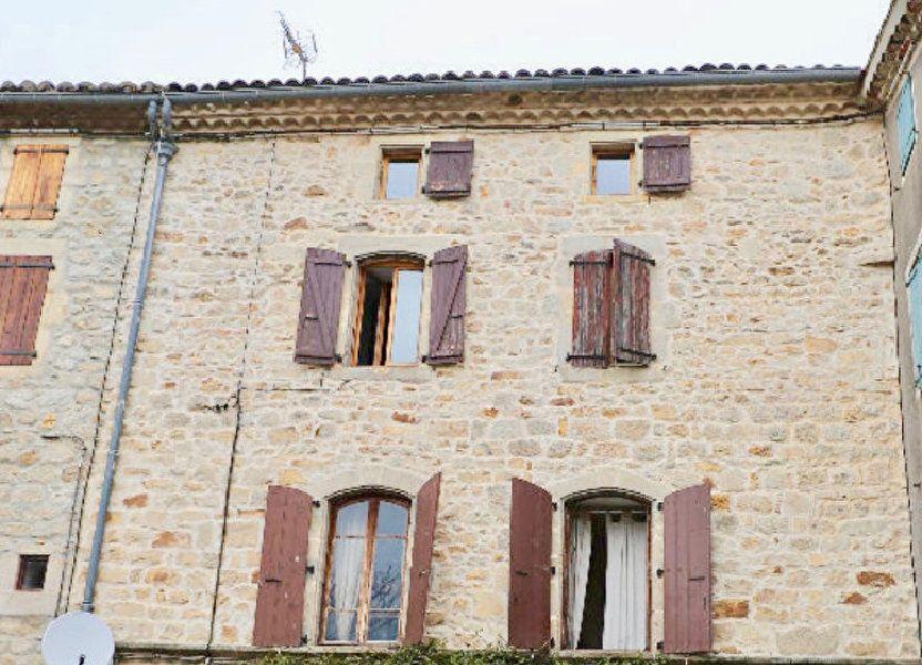 Maison à vendre 105m2 à Les Vans