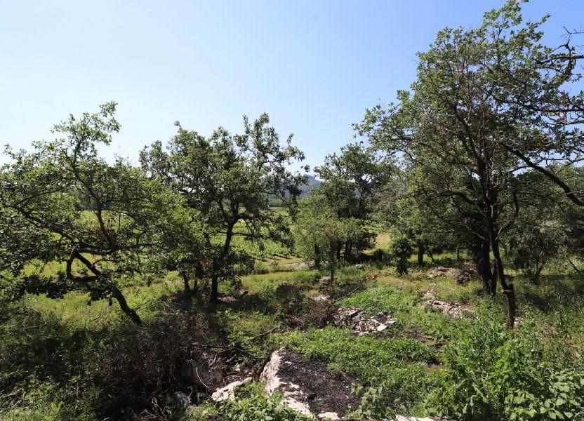 Terrain à vendre 1875m2 à Saint-Alban-Auriolles