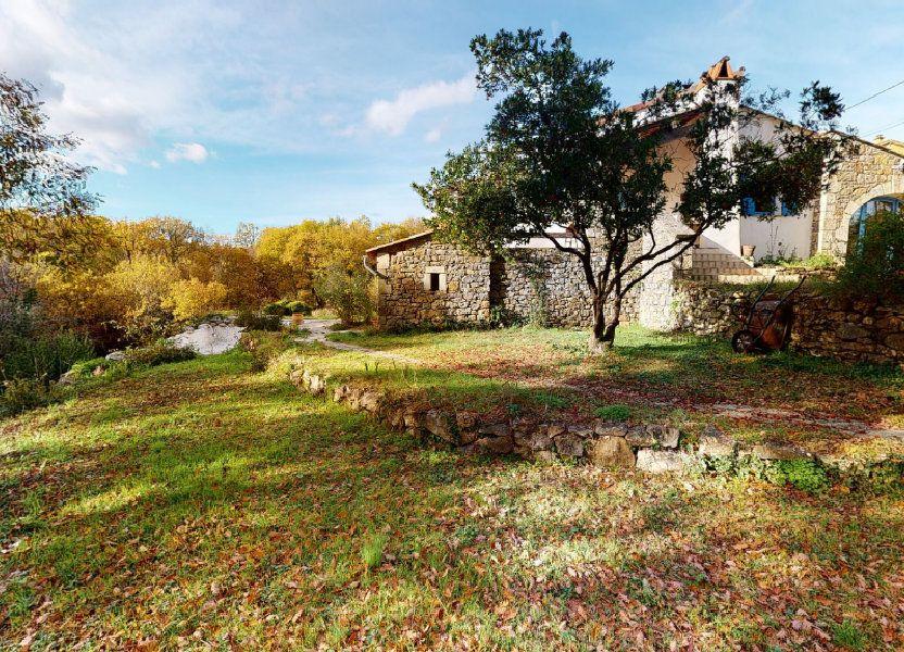 Maison à vendre 130m2 à Laurac-en-Vivarais