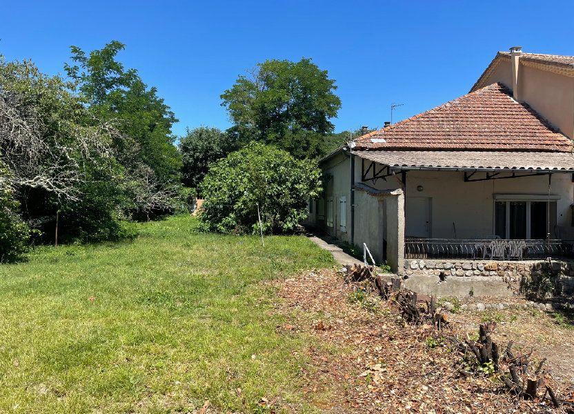 Maison à vendre 107.85m2 à Ruoms