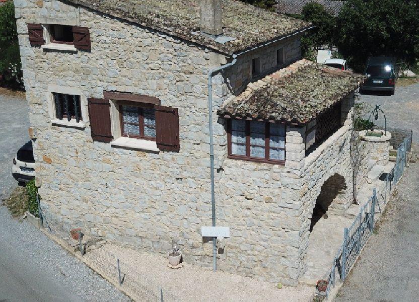 Maison à vendre 41m2 à Vallon-Pont-d'Arc