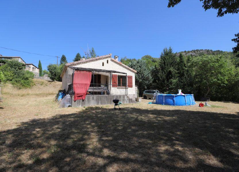 Maison à vendre 52m2 à Saint-Maurice-d'Ardèche