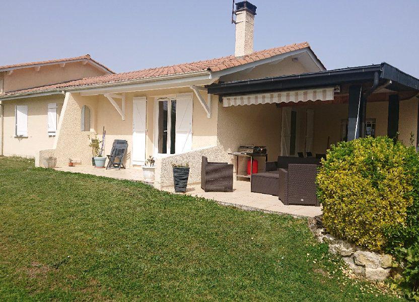 Maison à vendre 154m2 à Saint-Selve