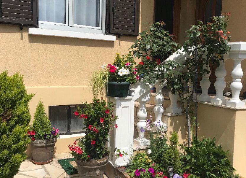 Maison à vendre 102m2 à Saint-Maur-des-Fossés