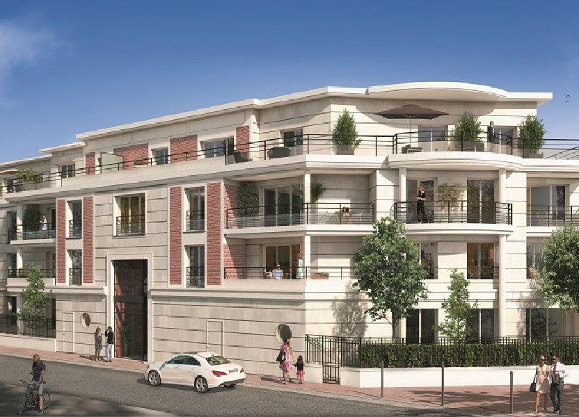Appartement à vendre 55.01m2 à Saint-Maur-des-Fossés