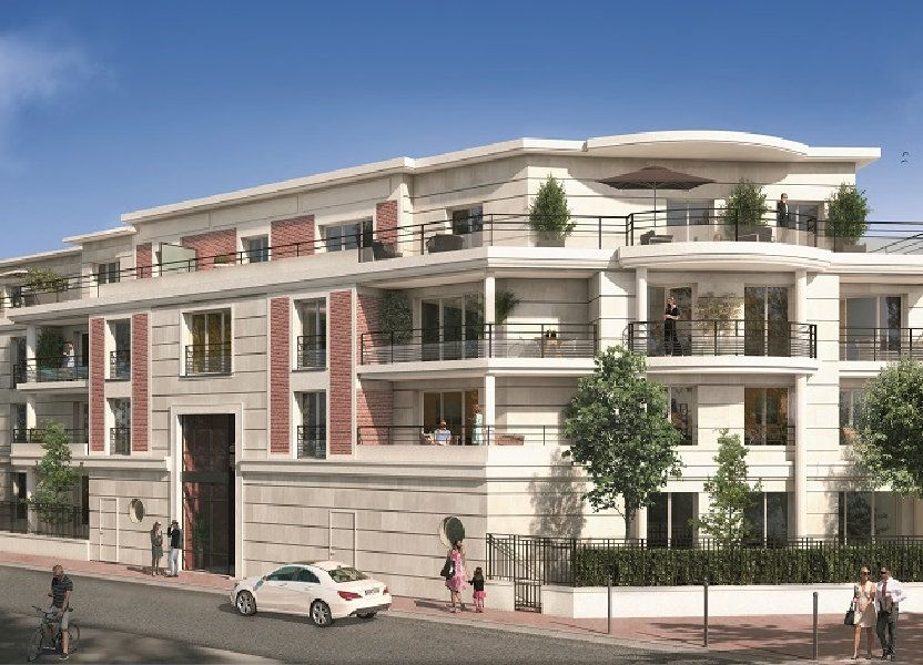 Appartement à vendre 43.6m2 à Saint-Maur-des-Fossés