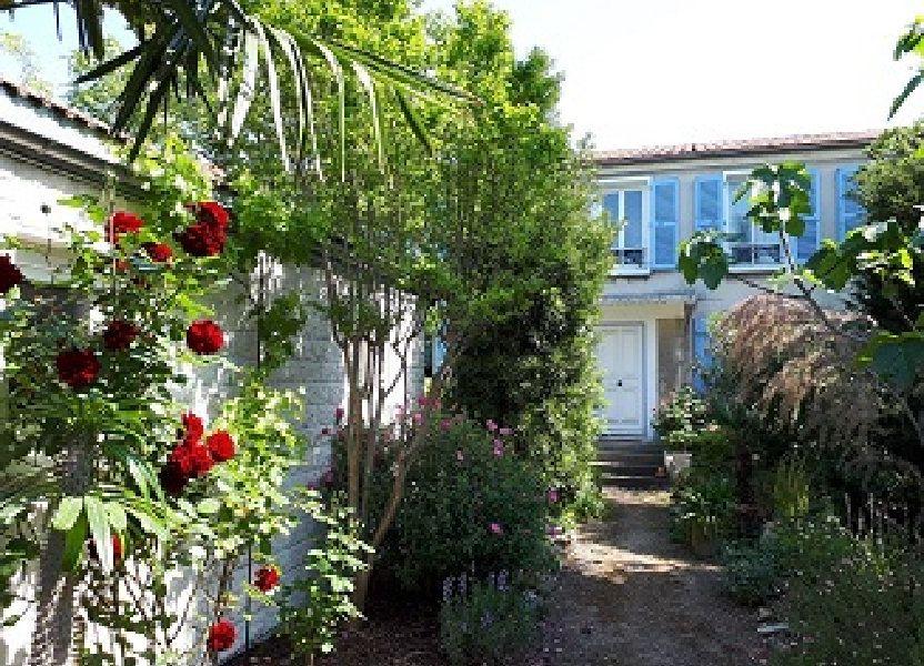Maison à vendre 154m2 à Saint-Maur-des-Fossés