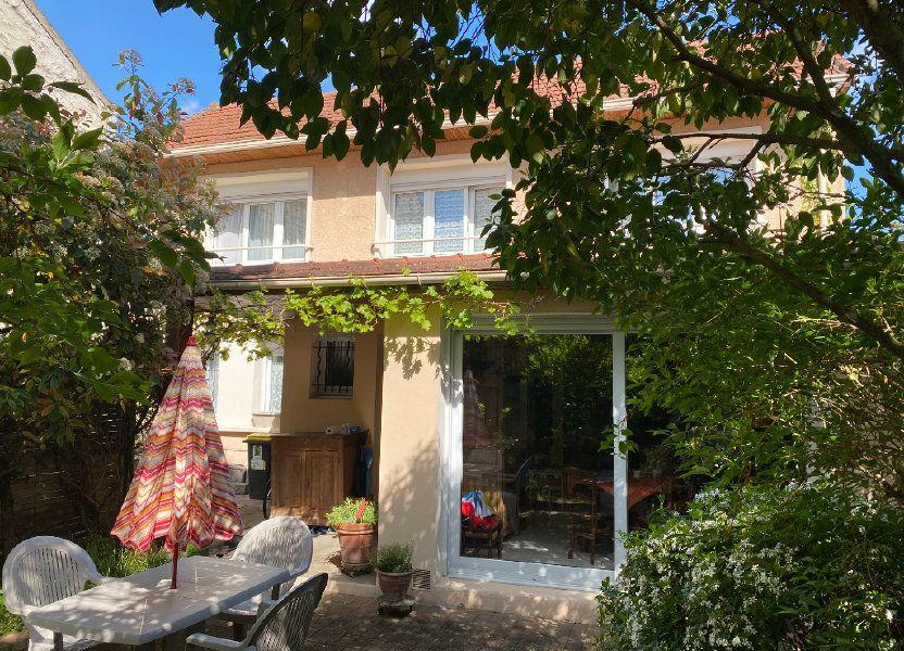 Maison à vendre 85m2 à Saint-Maur-des-Fossés