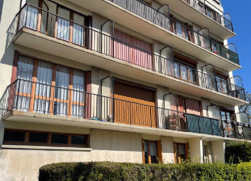 Appartement à vendre 56.59m2 à Saint-Maur-des-Fossés