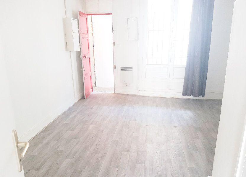 Appartement à vendre 29.48m2 à Le Bourget