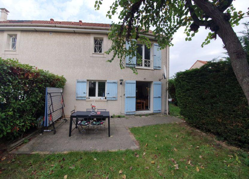 Maison à vendre 101.58m2 à Les Pavillons-sous-Bois