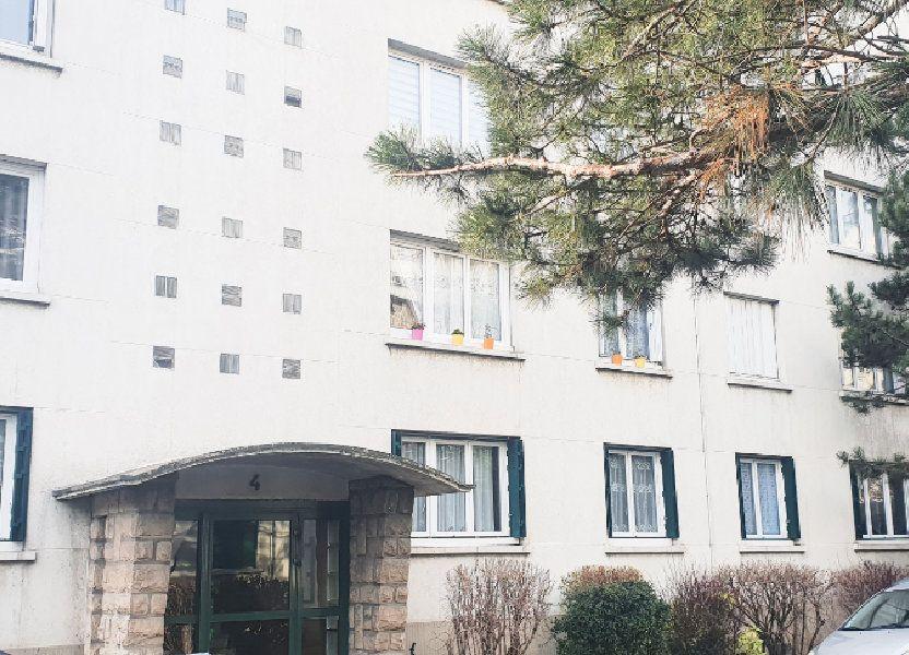 Appartement à vendre 55.92m2 à La Courneuve