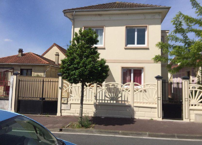 Maison à vendre 124.85m2 à Garges-lès-Gonesse