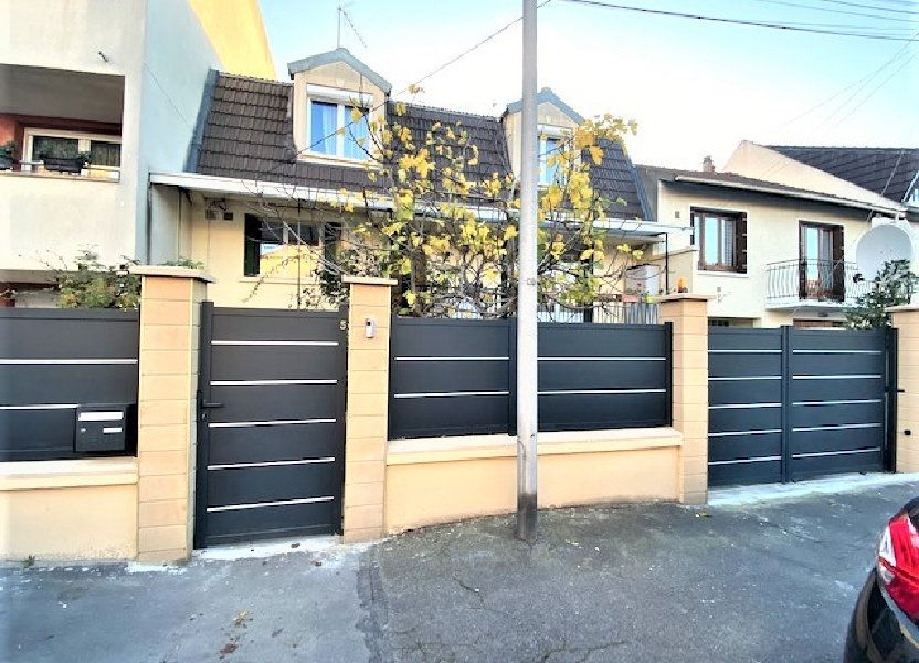 Maison à vendre 131m2 à Le Blanc-Mesnil