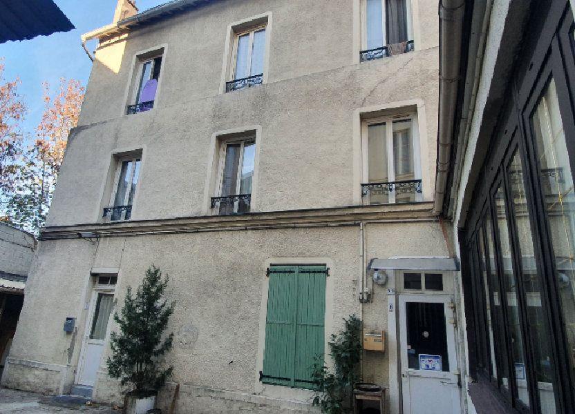 Immeuble à vendre 170m2 à Le Bourget