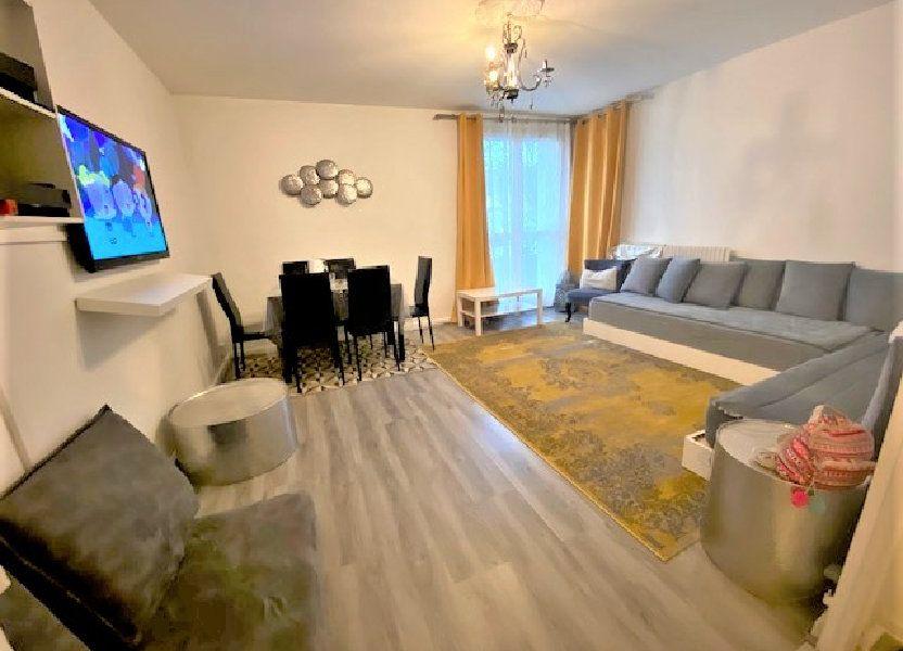 Appartement à vendre 58.8m2 à Garges-lès-Gonesse