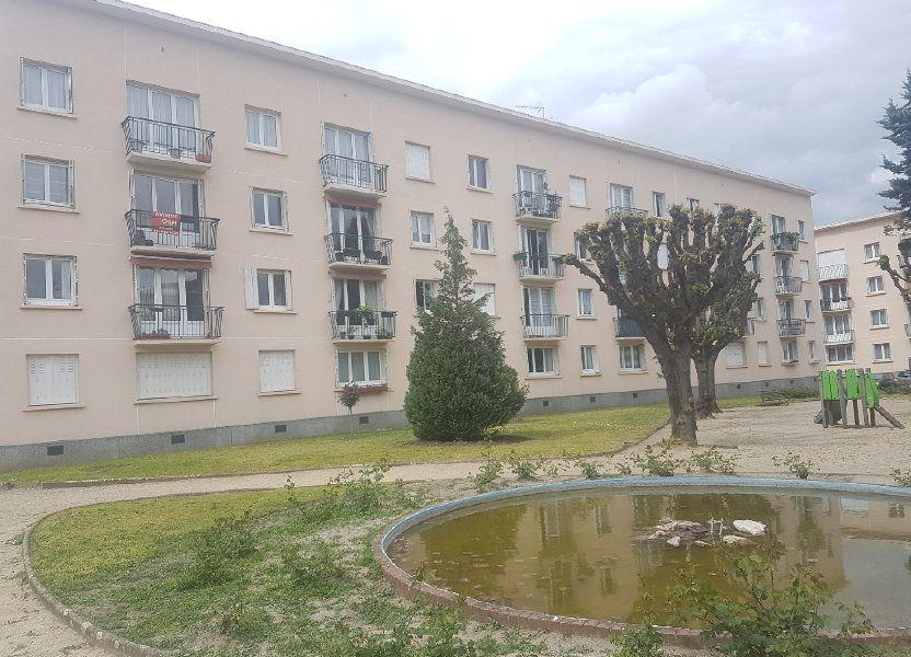 Appartement à vendre 62.65m2 à Le Bourget