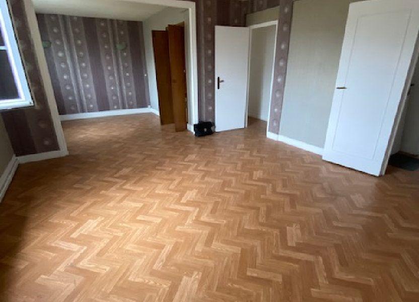 Appartement à vendre 78.25m2 à Le Blanc-Mesnil