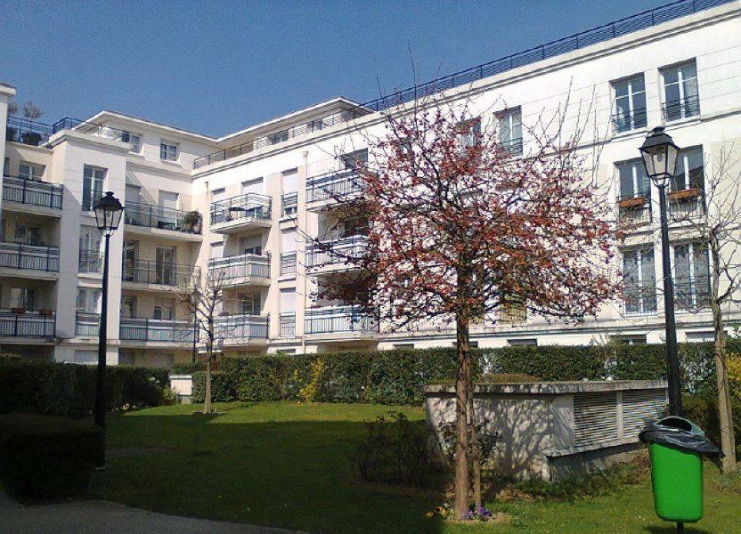 Appartement à vendre 41.42m2 à Le Bourget