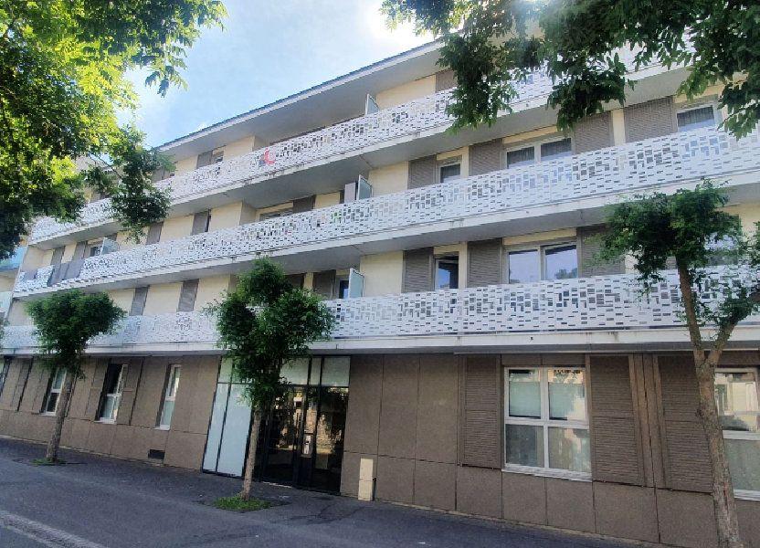 Appartement à vendre 68.5m2 à Le Bourget