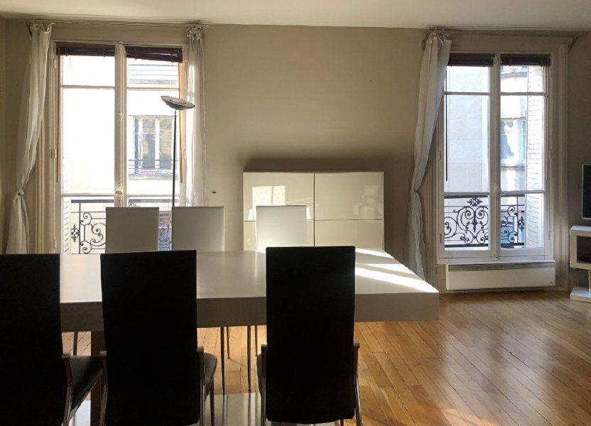 Appartement à louer 56.8m2 à Paris 7